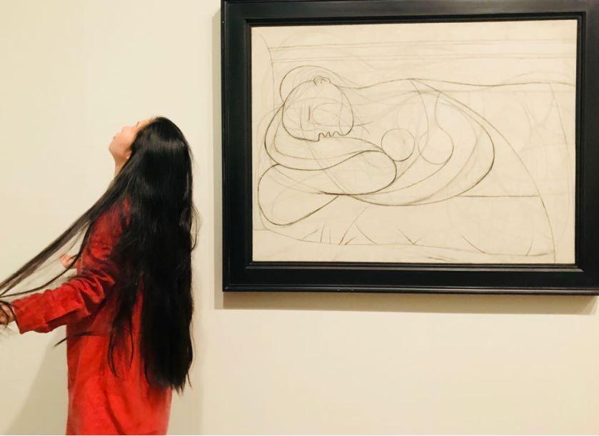 Picasso-b&w