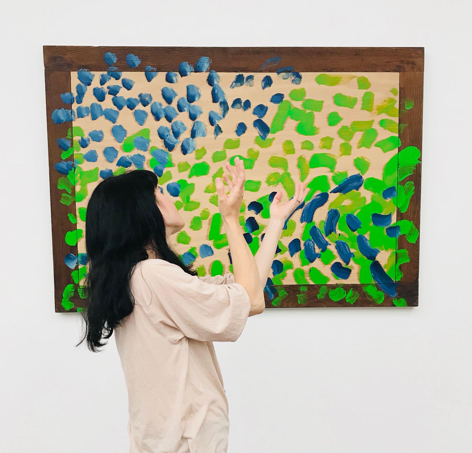 Howard Hodgkin-The art blueberry2