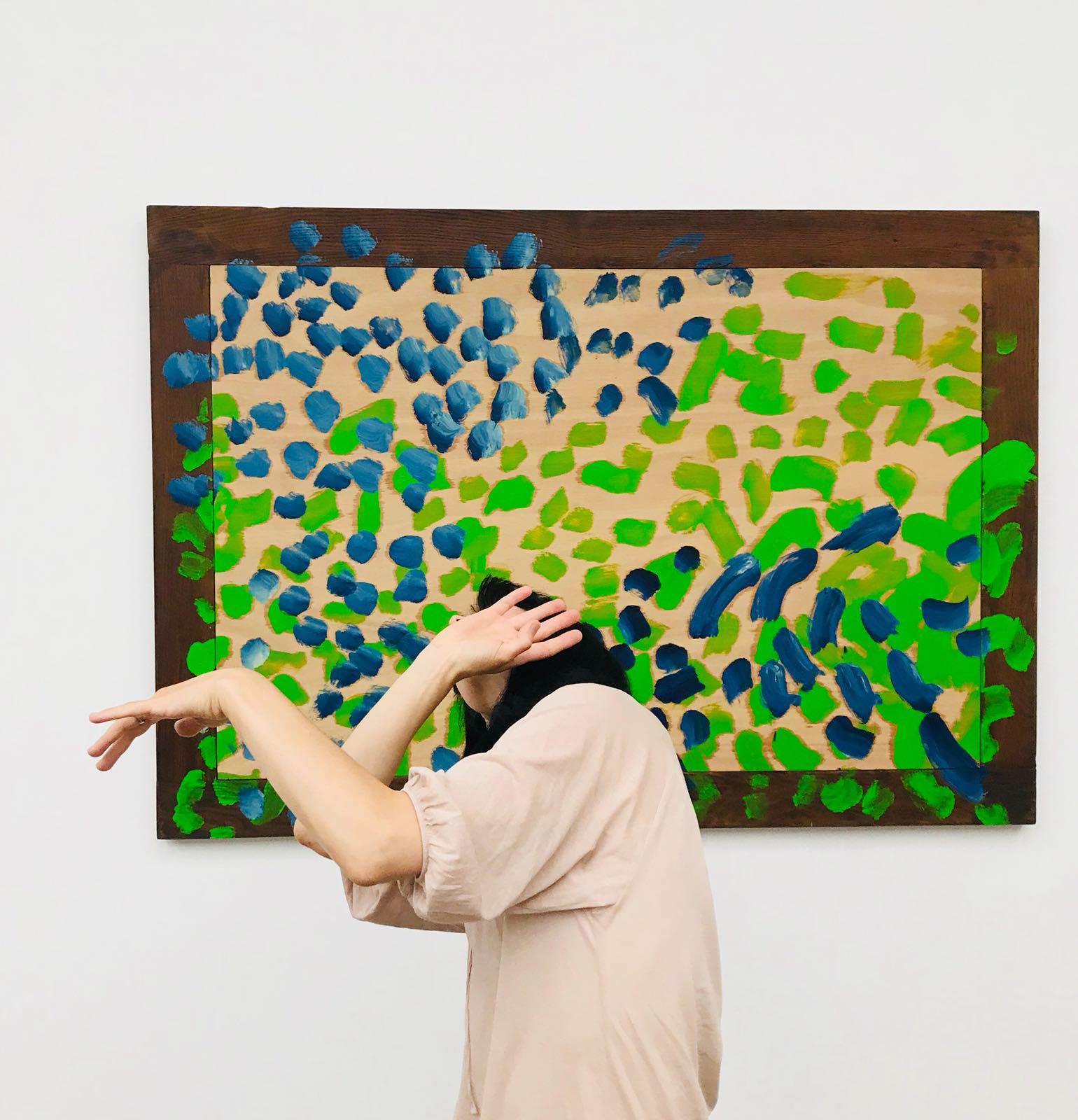Howard Hodgkin-The art blueberry3