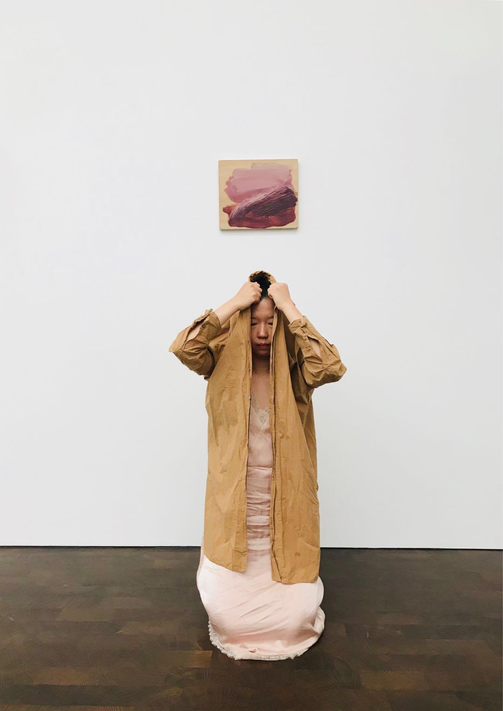 Howard Hodgkins-The art raspberry