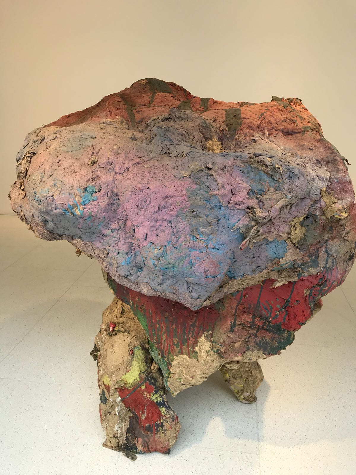 Franz West - big sculpure
