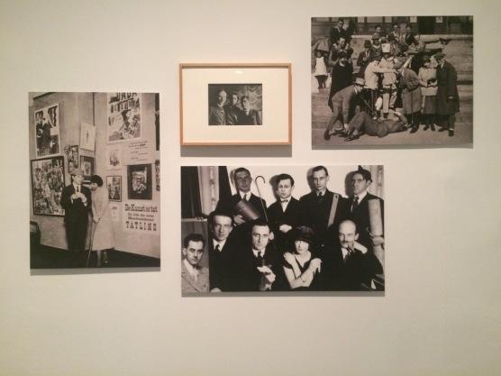 Dadaists photos