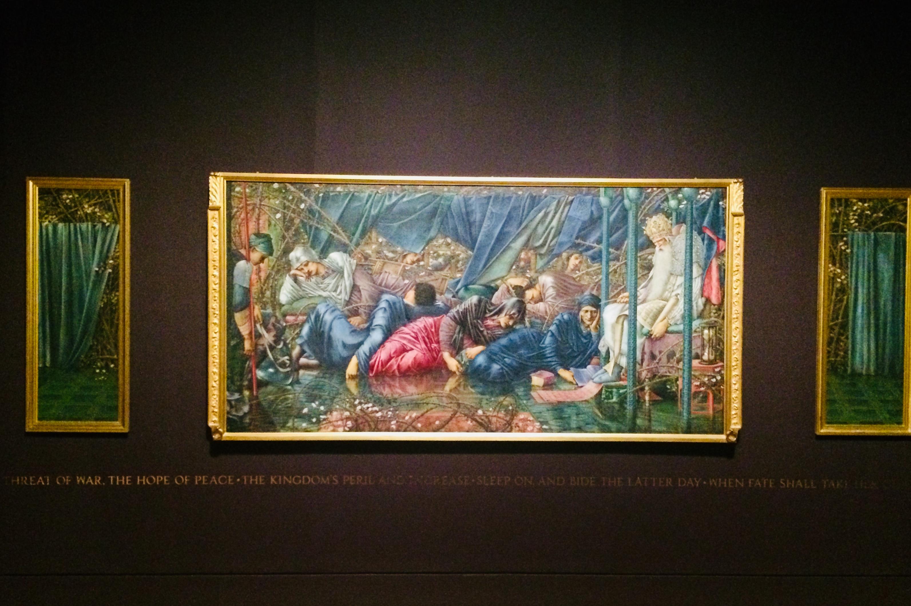 Burne-Jones_Sleeping Beauty 3