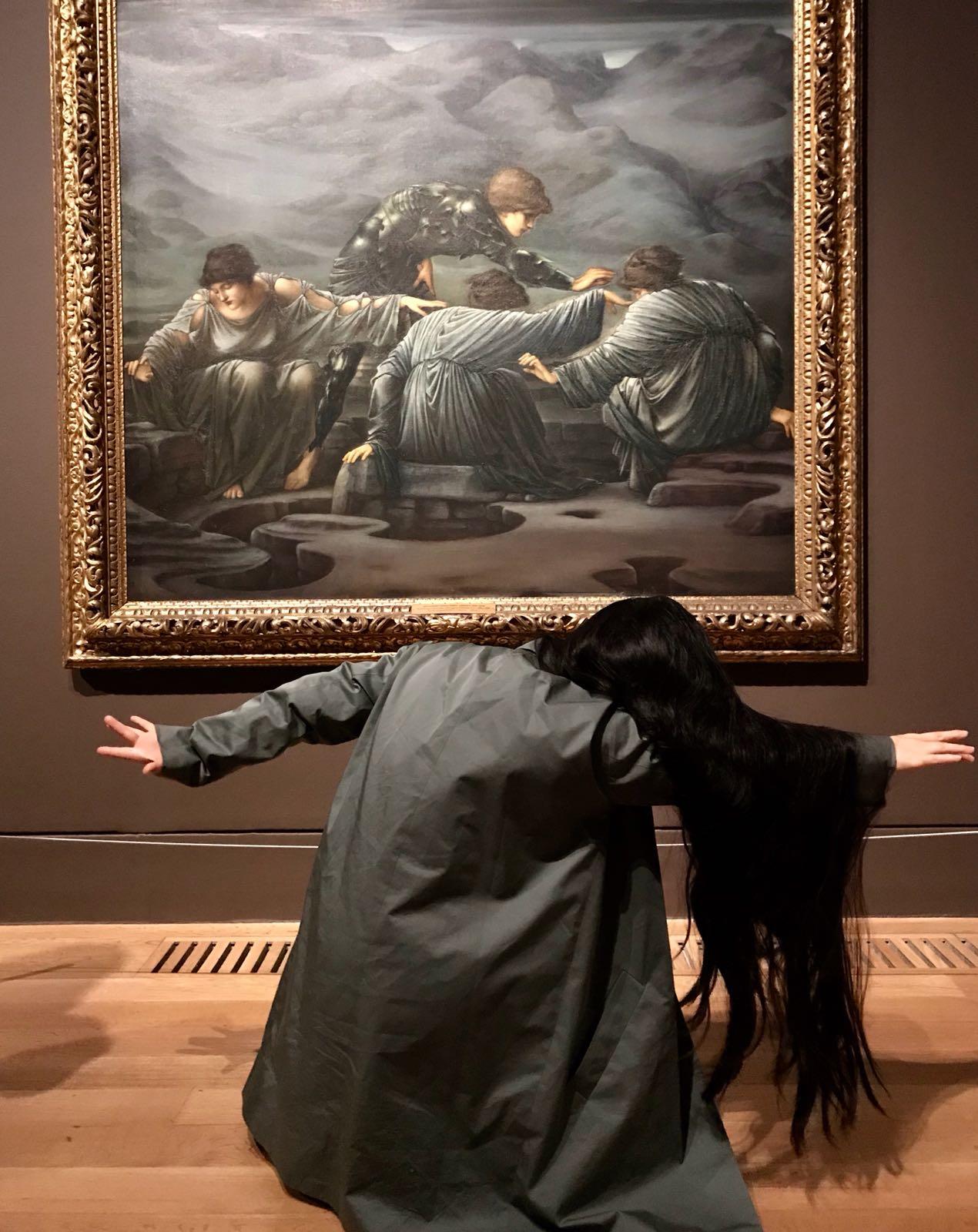 Burne-Jones_The art blackberry