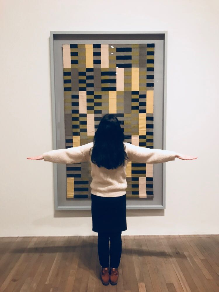anni albers-the art blueberry back