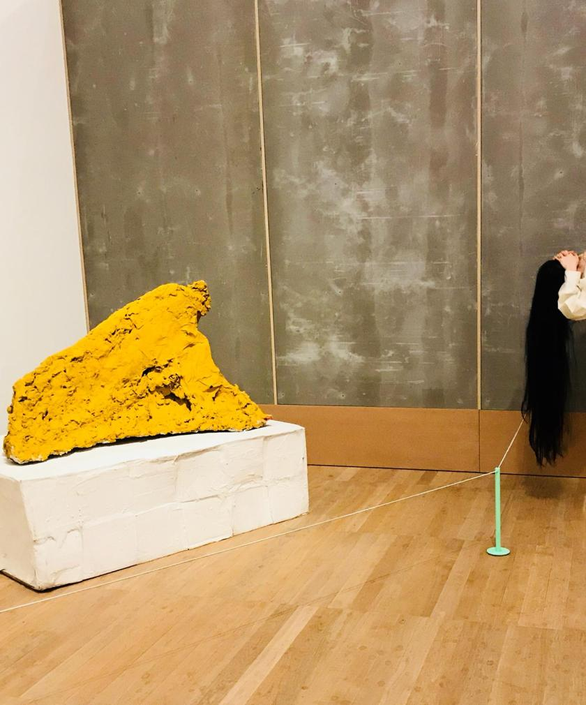 Franz West-TAB-Theartblackberryhair